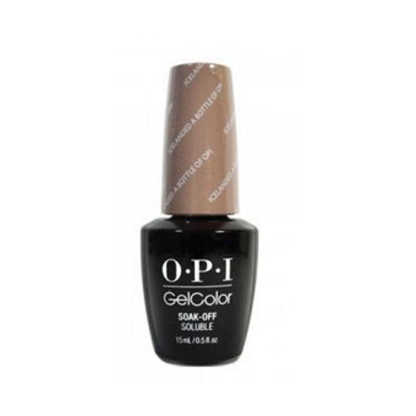 Oja Semipermanenta OPI Gel Color – Icelanded a Bottle of OPI, 15 ml