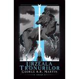 Urzeala tronurilor (Seria Cântec de gheață și foc  partea I  ed. 2020) autor George R.R. Martin, editura Nemira