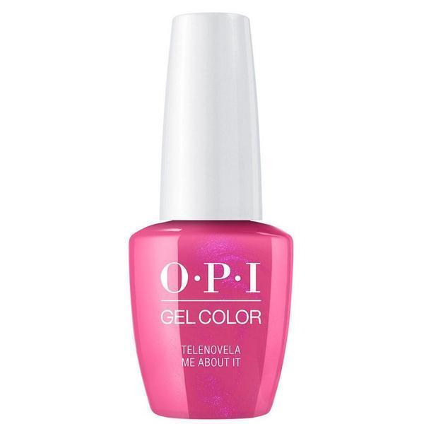 Oja Semipermanenta OPI Gel Color - Telenovela Me About It, 15ml