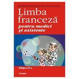 Limba franceza pentru medici si asistente ed.2 - M. Mandelbrojt-Sweeney, editura Polirom