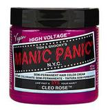 Vopsea Direct Semipermanenta - Manic Panic Classic, nuanta Cleo Rose 118 ml