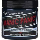 Vopsea Direct Semipermanenta - Manic Panic Classic, nuanta Enchanted Forest 118 ml