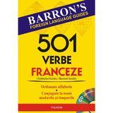 501 verbe franceze + CD - Cristopher Kendris, Theodore Kendris, editura Polirom
