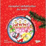 Jurnalul sarbatorilor de iarna - Clasa pregatitoare, editura Ars Libri