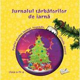 Jurnalul sarbatorilor de iarna - Clasa 4, editura Ars Libri