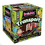 Pachet BrainBox: Transport + MemoRace: Primii pasi in mate