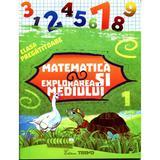 Matematica Si Explararea Mediului Clasa Pregatitoare