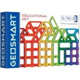 Geosmart Set Educativ - 100 Piese - Set Magnetic