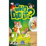Who Did It - Cine-I Faptasul - Joc Educativ Blue Orange