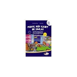 Primul meu caiet de scolar. Clasa pregatitoare Sem. 2. Activitati integrate - Alina Nicoale-Pertea, Dumitra Radu, editura Aramis