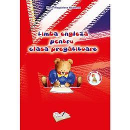Limba engleza pentru clasa pregatitoare - Maria-Magdalena Nicolescu, editura Ars Libri