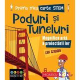 Prima mea carte STEM: Poduri si tuneluri - Ian Graham, editura Niculescu