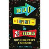 De la 0 la infinit in 26 de secole - Chris Waring, editura Didactica Publishing House