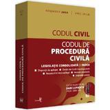 Codul civil si codul de procedura civila. Noiembrie 2020 - Dan Lupascu, editura Universul Juridic