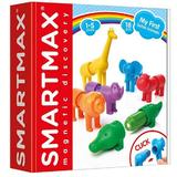 Smartmax My First Safari Animals - Set Magnetic