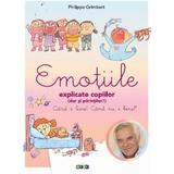 Emotiile explicate copiilor - Philippe Grimbert, editura Prut