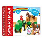 Smartmax My First Tractor - Set Magnetic
