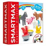 Smartmax My First Farm Animals - Set Magnetic