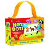 Carduri Junior HOT DOTS Numerele