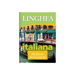 Italiana. Dictionar de buzunar, editura Linghea