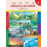 Ratusca cea Urata caiet de lucru clasa pregatitoare semestrul 1 - Gabriela Barbulescu, editura Litera