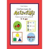 Cartea mea de activitati 2-3 ani - Mara Neacsu, editura Prestige