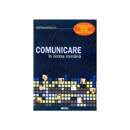 Comunicare in limba romana clasa pregatitoare - Cristina Botezatu, editura Rovimed