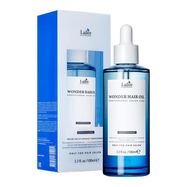 Ulei pentru hidratarea si stralucirea parului, Lador Wonder Hair Oil, 100 ml