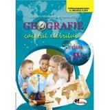 Geografie cls 4 caiet ed.2016 - Cleopatra Mihailescu, Tudora Pitila, editura Aramis