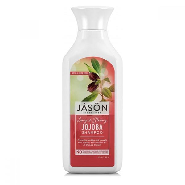 Șampon împotriva caderii parului Jason Jojoba 473ml