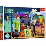 Puzzle 100 trefl scooby doo