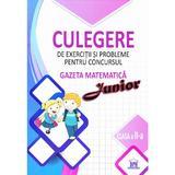 Culegere de exercitii si probleme pentru Concursul Gazeta Matematica Junior (cls. 2), editura Didactica Publishing House