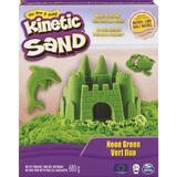 Kinetic sand deluze culori verde neon