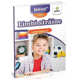 Limbi straine: limba franceza. Clasa 2-5, editura Gama