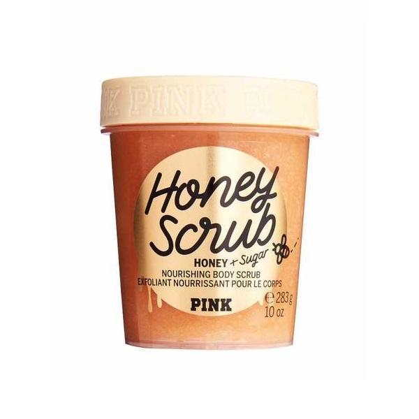 Scrub exfoliant, Honey, PINK, Victoria's Secret, 283g