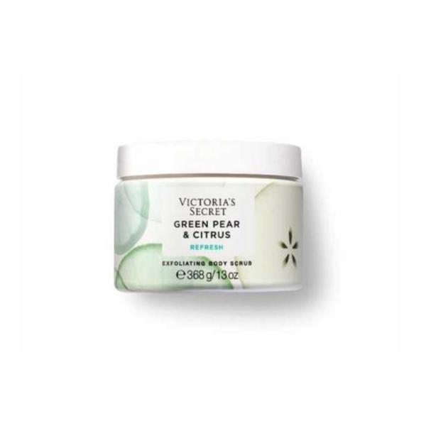 Scrub de corp exfoliant Green Pear Citrus, Victoria's Secret, 368g