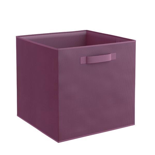 Organizator pentru dulap sau sertar 31x31x31 cm, violet – Maxdeco
