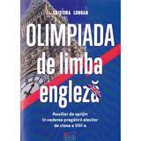 Olimpiada de limba engleza cls 8 - Cristina Lungan, editura Rovimed
