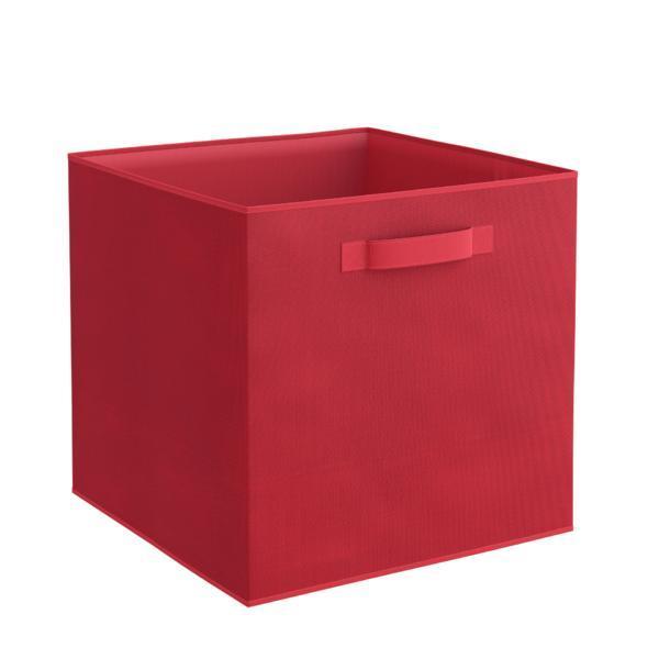 Organizator pentru dulap sau sertar 31x31x31 cm, rosu – Maxdeco