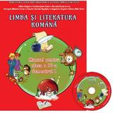 Romana - Clasa a 4-a. Sem.1 - Manual + CD - Adina Grigore, editura Ars Libri