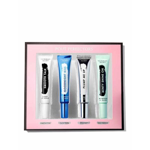 Set 4 Lip Gloss-uri, Pout Perfectors, Victoria's Secret 9x4ml