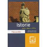 Memorator de istorie - Clasa a 8-a - Ramona Diaconescu, editura Booklet