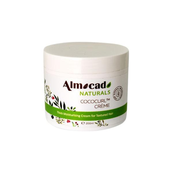 Crema pentru par cret Coco Curl - Almocado, 200 ml