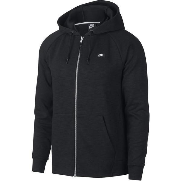 Hanorac barbati Nike Sportswear Optic Fleece 928475-011, S, Negru