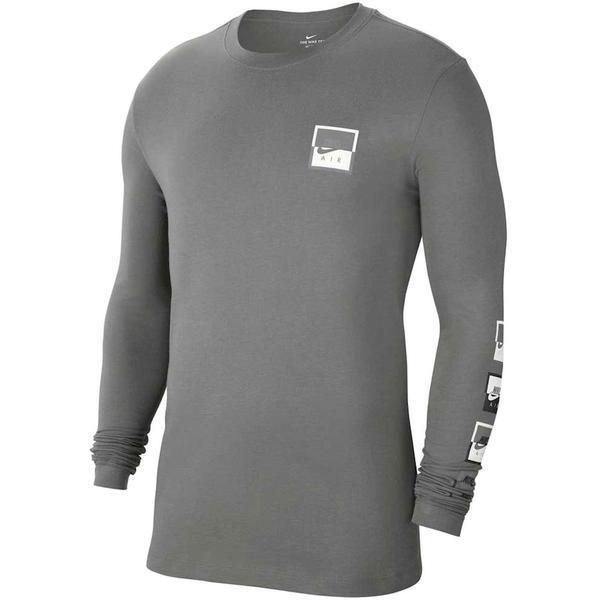 Bluza barbati Nike Sportswear Air Seasonal CT7164-063, XL, Gri