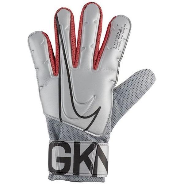 Manusi portar unisex Nike GK Match FA19 GS3882-095, 10, Gri