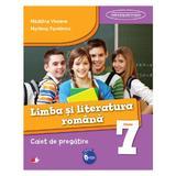 Romana - Clasa a 7-a - Caiet de pregatire - Madalina Vincene, Marilena Pavelescu, editura Litera
