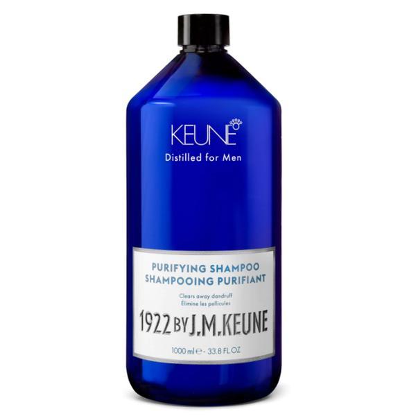 Sampon Purifiant Antimatreata pentru Barbati - Keune 1922 by J.M. Keune Distilled for Men Purifying Shampoo, 1000ml