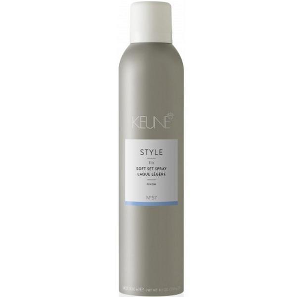 Fixativ Delicat cu Fixare Flexibila - Keune Style Soft Set Spray, 300 ml