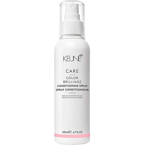 Spray pentru Par Vopsit - Keune Care Color Brillianz Conditioning Spray 140 ml
